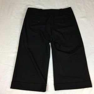 The Limited Black Collection Sz 6 Pants Cropped